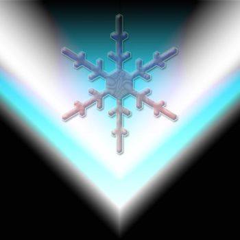 snowflake by thedarknesswithin91