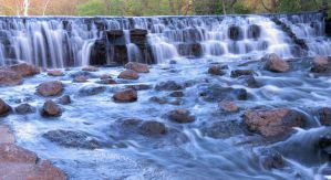 Waterfall10 By Ravenfiendstock by Ravenfiendstock
