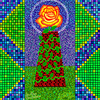 the Rose as dreamful Lighthouse :) by UAkimov09