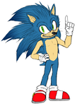 Sonic Teh Real Hog by SiscoCentral1915