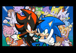 SONIC by inano2009