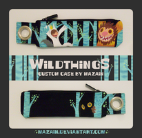 Wild Things custom case by tessary