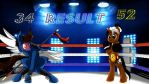 Pony Kombat New Blood 2 Championship Battle Result by Macgrubor