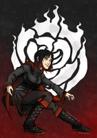 Ruby Rose by Mistakes13