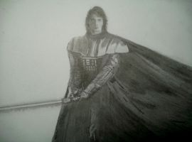 ANAKIN AS VADER by Slayerlane