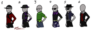 Trenderman Contest Outfit Picks by GingaAkam