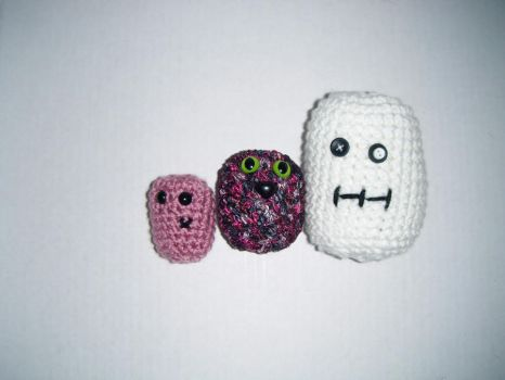 Crochet Funkies by Anguisel