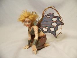 Eleutheria wild spotted fairy by AmandaKathryn