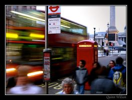 Essence of London by Drocan