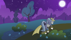 REQUEST: Midnight Stroll by Balderdashington