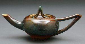 aladdin tea pot by cl2007