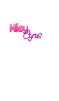 Texto png de Miley Cyrus by RocyEditions