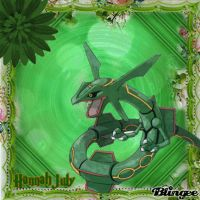 Rayquaza by ButchxButtercup1996