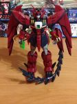 Epyon repainted by pyrus0zero