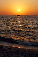 Into the sunset by FeliDae84