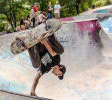 Awesome Skater by TheArrowHead