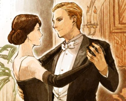 Matthew and Mary by marzo20