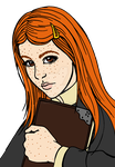 Chamber of Secrets Ginny by ThestralWizard