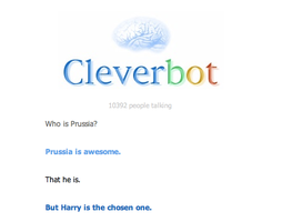 Cleverbot 2 by buddygirl1004
