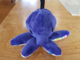 Octopus Earmuff Covers by Seamarie