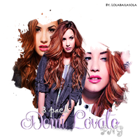 Demi Lovato PNG by lolabailasola