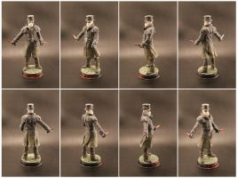 Jack The Ripper Custom Made. by Joker-laugh