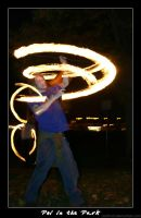 Poi in the Park II by cardinal