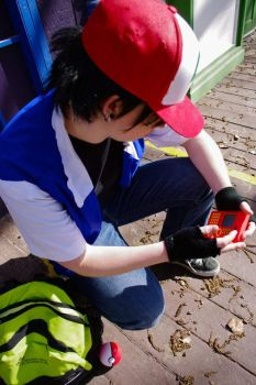 Who's That Pokemon? [Ash Ketchum] by BlueWingXIII