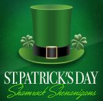 St. Patrick's Day Club Flyer PSD Template by gamesandgigs