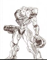 Samus by Flam-On