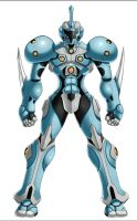 Light Suit+Guyver Fusion. Guyver Lumos by Grey-Forrester