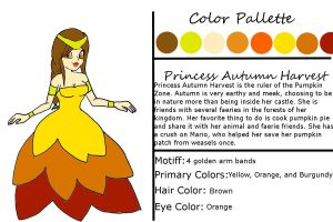 Purchased OC: Princess Autumn by kcjedi89