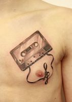 compact cassette by graynd