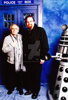 Look Ma It's Sylvester McCoy by OracleX7