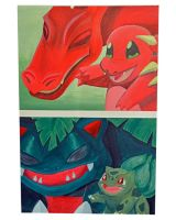 Red and Green by MOCGraphics