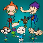 RugRats by Brieana