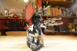 S.H Monsterarts Gigan (26/?) by GIGAN05
