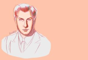 Vincent Pink by GreenishQ8