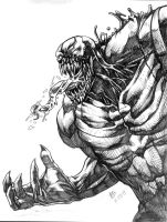 Venom Pencils01 by allengeneta