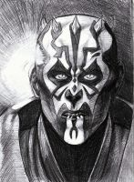 Darth Maul by Einoin