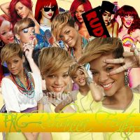 Pack Png's Rihanna by SofiHechos