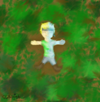 InTheLittleWood fanart.... again 3rd out of 3 by PixieGirl3