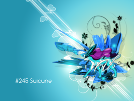 Suicune Wallpaper by Marudeth
