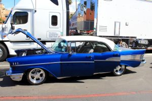 Four Door Bel Air by DrivenByChaos