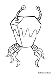 crab by rubbe