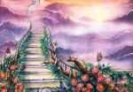 Steps To Paradise by IridescentFaerie