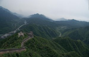 Great Wall by madaphotography