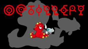 Octillery Background by JCast639