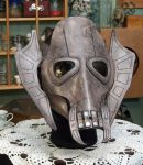 General Grievous Mask by LAFuellingFacades