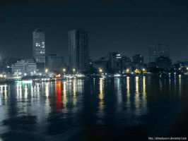 Night in Cairo by ahmedyousri